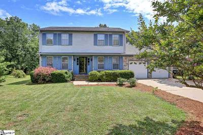 Greer Single Family Home For Sale: 111 Richfield