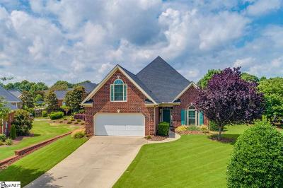 Greenville Single Family Home For Sale: 5 Toulouse