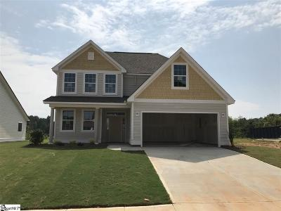 Taylors Single Family Home For Sale: 14 Bishop Lake