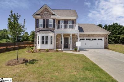Greer Single Family Home For Sale: 103 Easton Meadow