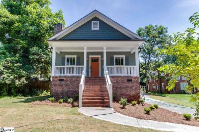 Greenville Single Family Home Contingency Contract: 9 Spruce