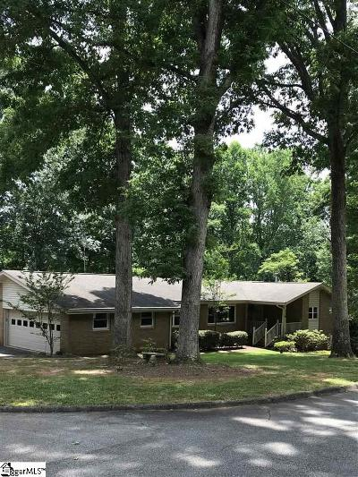 Easley Single Family Home For Sale: 139 Wedgewood
