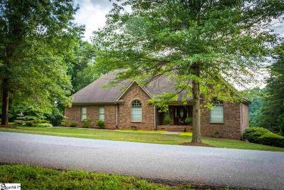 Inman Single Family Home For Sale: 104 Lakewood