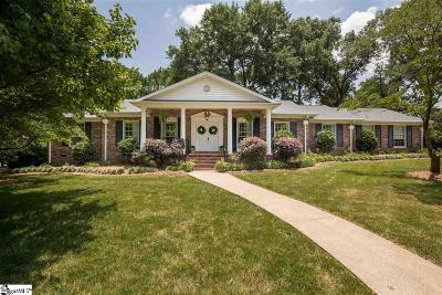 Greenville Single Family Home Contingency Contract: 2 Freeport