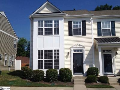 Greer Condo/Townhouse For Sale: 315 Intrepid