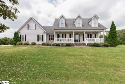 Easley Single Family Home For Sale: 200 N Mount Tabor Church