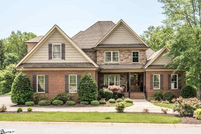 Greer Single Family Home Contingency Contract: 128 Griffith Hill