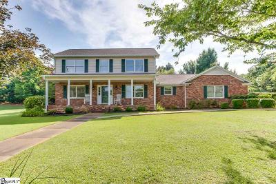Spartanburg Single Family Home Contingency Contract: 104 N Cypress