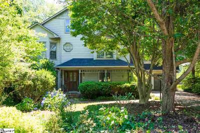 Greenville County Single Family Home Contingency Contract: 6 Hanson