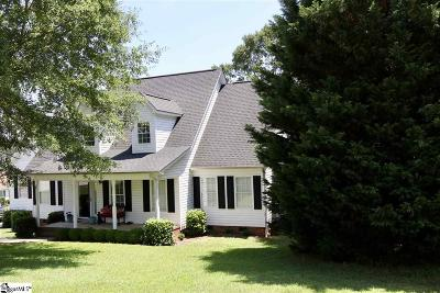 Greer Single Family Home For Sale: 6 Peach Wood