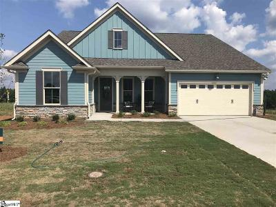 Jones Mill Crossing Single Family Home For Sale: 701 Torridon #Lot JM08