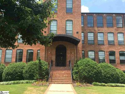Greenville SC Condo/Townhouse For Sale: $225,000