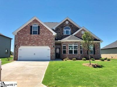 Simpsonville Single Family Home For Sale: 205 Birchdale