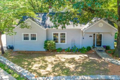 Greenville SC Single Family Home For Sale: $419,750