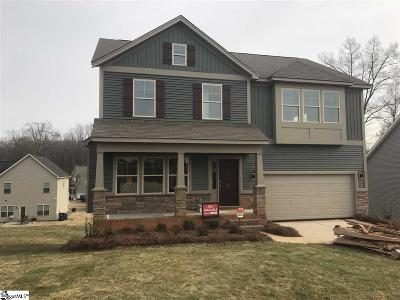 Boiling Springs Single Family Home For Sale: 217 Slate
