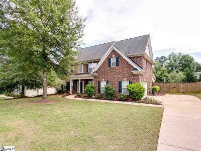 Boiling Springs Single Family Home For Sale: 404 Rhapsody
