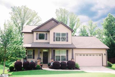 Greer Single Family Home For Sale: 248 Watercourse