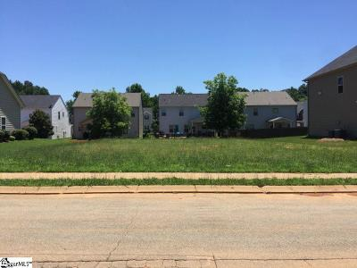 Simpsonville Residential Lots & Land For Sale: 14 Stonebury