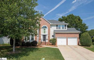 Greer Single Family Home For Sale: 4 Jade Tree