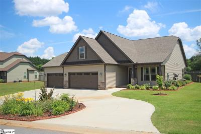 Taylors Single Family Home For Sale: 31 Rising Meadow