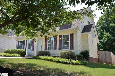 Moore SC Single Family Home For Sale: $121,900