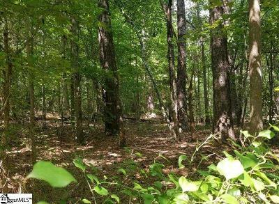 Spartanburg Residential Lots & Land For Sale: Miller Line