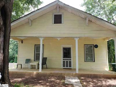 Spartanburg Single Family Home For Sale: 41 Oak