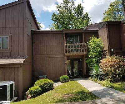 Greenville County Condo/Townhouse For Sale: 3106 Bethel #88