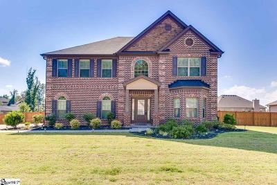 Simpsonville Single Family Home For Sale: 101 Versilia