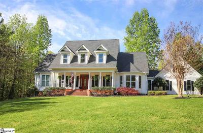 Travelers Rest Single Family Home For Sale: 53 Rabbit