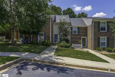 Greenville Condo/Townhouse For Sale: 303 Wenwood