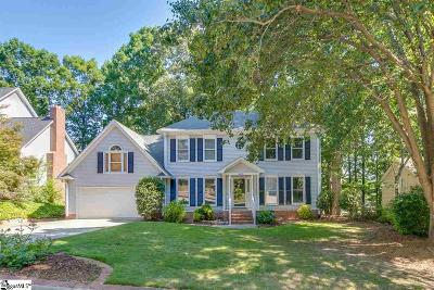 Greer Single Family Home For Sale: 403 Deepwood