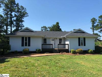 Easley Single Family Home For Sale: 314 Westchester