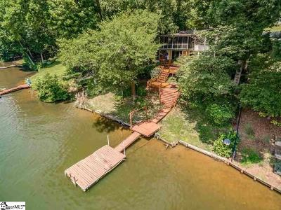 Inman Single Family Home For Sale: 382 Hillside