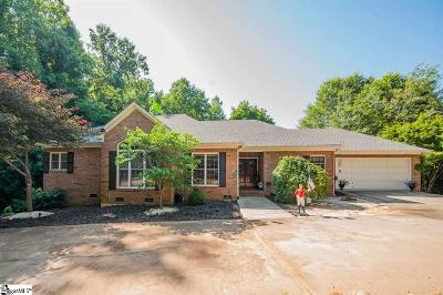 Greenville Single Family Home For Sale: 1005 N Parker