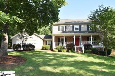 Easley Single Family Home For Sale: 118 Halifax