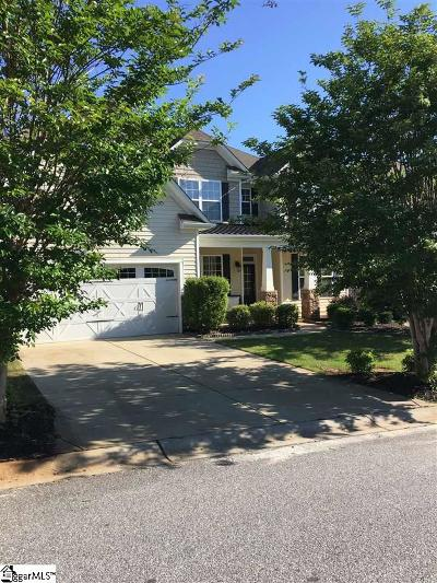 Simpsonville Rental For Rent: 304 Cypress Hill