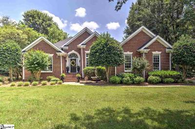 Greenville Single Family Home For Sale: 101 Trellis