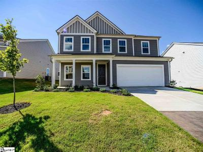 Simpsonville Single Family Home For Sale: 211 Bank Swallow