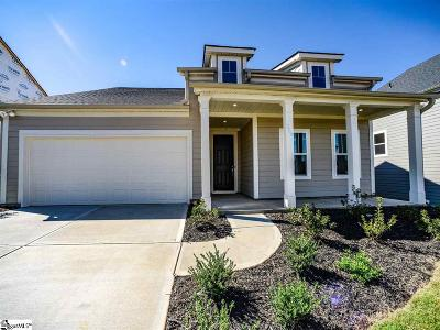 Simpsonville Single Family Home For Sale: 209 Bank Swallow
