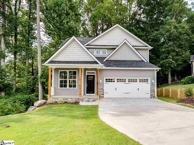 Greer Single Family Home For Sale: 6 Meadow Vale