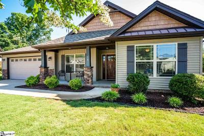 Taylors Single Family Home Contingency Contract: 10 Elmcrest