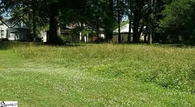 Spartanburg Residential Lots & Land For Sale: 558 S Center