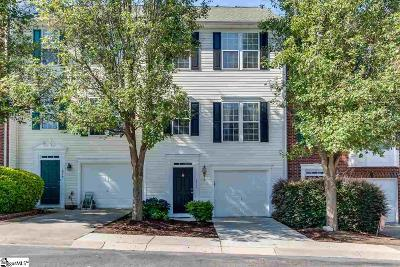 Mauldin Condo/Townhouse For Sale: 472 Canewood