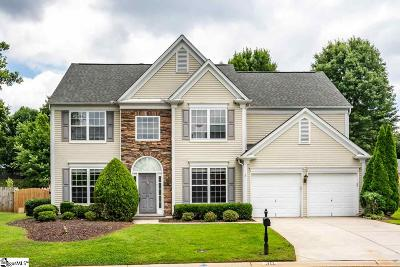 Greer Single Family Home For Sale: 30 Collier