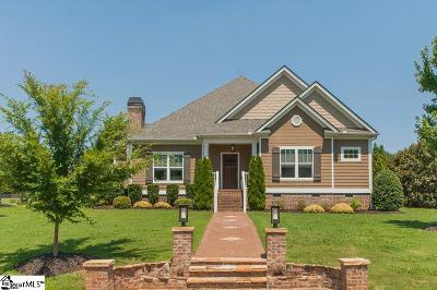 Simpsonville Single Family Home For Sale: 101 Laurel Grove