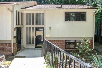 Greenville Condo/Townhouse For Sale: 73 Briarview