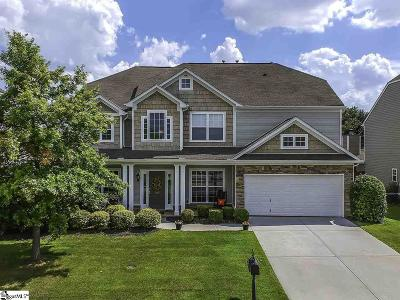 Simpsonville Single Family Home For Sale: 108 River Summit