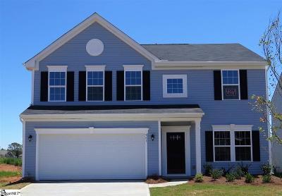 Greer Single Family Home For Sale: 361 Bucklebury