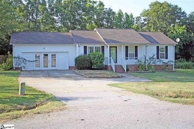 Fountain Inn Single Family Home Contingency Contract: 10 Drinkard